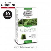 10 capsule cafea Corsini El Salvador SHG 5.2g