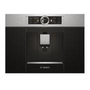 Espressor BOSCH CTL636ES1, 1600 W, 2.4 l, 19 bar, Display TFT, Touch control (Negru/Argintiu)