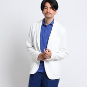 【SALE 60%OFF】タケオ キクチ TAKEO KIKUCHI ラッセルジャケット[ メンズ ジャケット ] (ホワイト)