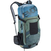 Evoc FR Enduro Team 16L Protetor mochila Azul/Verde M/L