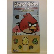 Angry Birds 34 Valentines Cards with 35 Stickers