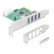 Adaptoare PCI, PCI-E Delock DL-89316