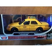 Motormax 76923 Ford Police Interceptor Concept Highway Patrol Car 1-24 Diecast Model Car
