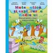 Matematica si explorarea mediului. Manual pentru clasa I vol. al II-lea contine editie digitala