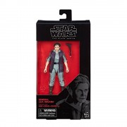 Star Wars Figura General Leia Organa Star Wars The Black Series 6 Pulgadas