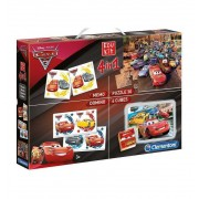 Edukit Cars 3 - Clementoni
