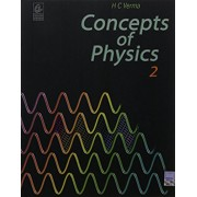 H.C. Verma Concepts of Physics - Vol. 2 with Free Car Anti Slip Mat