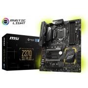 Placa de baza MSI Z370 SLI PLUS, LGA 1151, 4 x DDR4, 6 x SATA3, Intel Z370