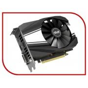 Видеокарта ASUS GeForce GTX 1660 Ti Phoenix OC 1500Mhz PCI-E 3.0 6144Mb 12002Mhz 192 bit DP 2xHDMI DVI PH-GTX1660TI-O6G