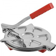stainless steel puri and roti maker 6.5 diameter size / puri press/ roti press
