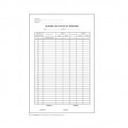 Raport Gestiune Periodic A4, 100 File/Carnet - Formular Tipizat Gestiune