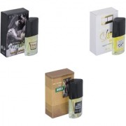 Skyedventures Set of 3 Romantic-Silent Love-The Boss Perfume