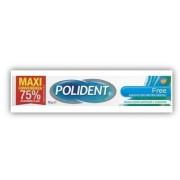 Glaxosmithkline C.Health.Spa Polident Free - Adesivo Per Dentiere Ipoallergenico Tubetto Maxi Convenienza Da 70 G