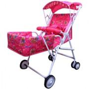Abasr Mee Luv Lap Baby Kids Pram And Strollr Pink