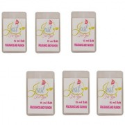 Fragrance And Fashion Just For You Edt of 15 Ml Each Pack of 6