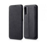 Andersson Premium Flip Wallet Case Black for Samsung Galaxy A70
