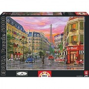 Educa Rue Paris Puzzle 5000-Piece
