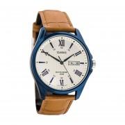 Reloj Casio MTP-1384BUL-9A Para Hombre-Marrón