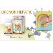 Drenor Hepatic 60 cpr + 12 cpr gratis Dacia Plant