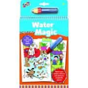 Water Magic: Carte de colorat Animale de companie