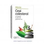 Ceai Colesterol 20 plicuri Alevia