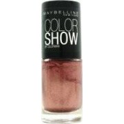 Maybelline Color Show Nail Polish 7ml - Brick Shimmer
