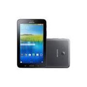 Tablet Samsung Galaxy Tab T116 8GB Wi-Fi 3G Tela 7 Android 4.4 Processador Quad Core 1.3Ghz - Preto