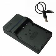 Ismartdigi DBL40 Micro USB cargador de bateria de la camara movil para Sanyo