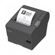 Miniprinter térmica Epson TM-T88V-834 paralela negra