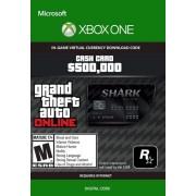 Grand Theft Auto Online: Bull Shark Cash Card (Xbox One) Xbox Live Key GLOBAL