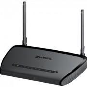 Рутер ZyXEL NBG6616, Simultaneous Dual-Band Wireless AC1200 Media Router, 802.11ac (300Mbps/2.4GHz+867Mbps/5GHz) - NBG6616-EU0101F