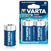 Varta High energy d batterijen 2 stuks