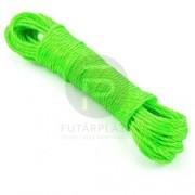 ruhaszárító kötél 15m zöld 72083