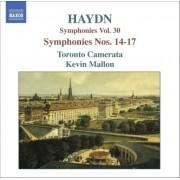 J. Haydn - Symphony No.14-17 (0747313265626) (1 CD)