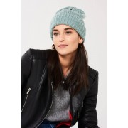 ''Gina Tricot'' ''Hanna hatt'' Green ONESZ