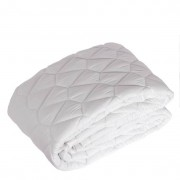 Roommate - Quilted Blanket - Off - White