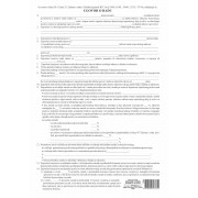 Ugovor o radu novi (A4 set 12l. NCR)