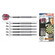 Harrows Silver Arrows fém hegyes darts készlet STEELTIP