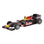 Red Bull Racing Renault Rb6 Sebastian Vettel Brazilian Gp Winner 2010 In 1:43 Scale By Minichamps