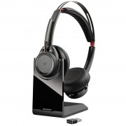 Plantronics Voyager Focus B825-M Bluetooth Met Basisstation