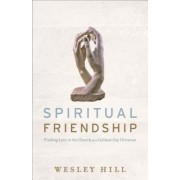 Spiritual Friendship: Finding Love in the Church as a Celibate Gay Christian, Paperback
