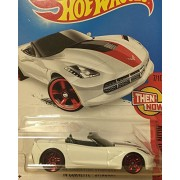 HOT wheels Hot Wheel '14 Corvette Stingray Corvette Stingray White # 107