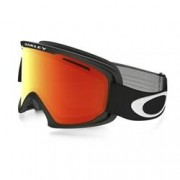 Oakley O2 XL Matte Black Fire Iridium