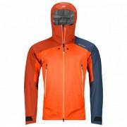 Ortovox - Westalpen 3L Light Jacket - Veste imperméable taille M, orange/rouge
