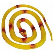 Geen Rubberen slang geel 140 cm