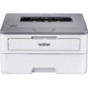 Imprimanta laser alb-negru Brother HLB2080DW A4 35ppm USB LAN WiFi Alb