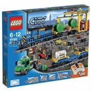 Lego Конструктор Lego City 60052 Лего Город Грузовой поезд