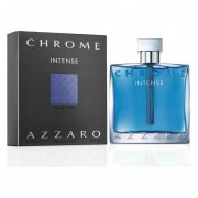 Perfume Chrome Intense Eau de Toilette 100 ML Azzaro