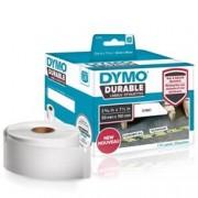ORIGINAL DYMO Etichette 1933087 Etichette in plastica, LabelWriter, 59 x 190 mm, di colore bianco, 170 pezzi