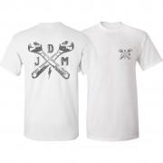 John Doe T-Shirt John Doe T-Shirt Classic white M weiß